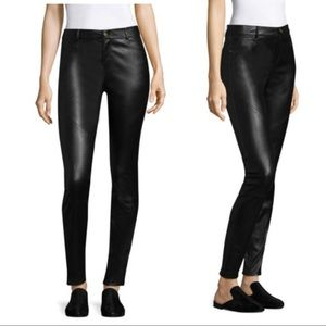 Lafayette 148 Leather Pants